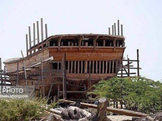 ساخت اولین هتل شناور در کشور