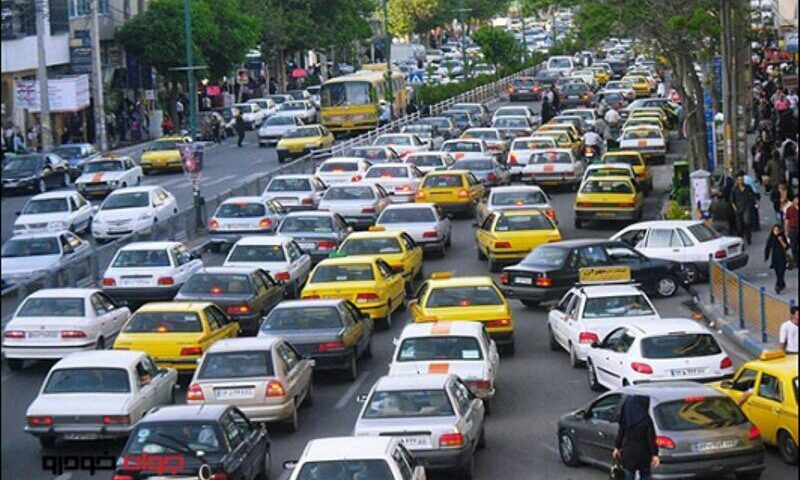 افزایش ۳۰ درصدی ترافیک معابر شهری کرج