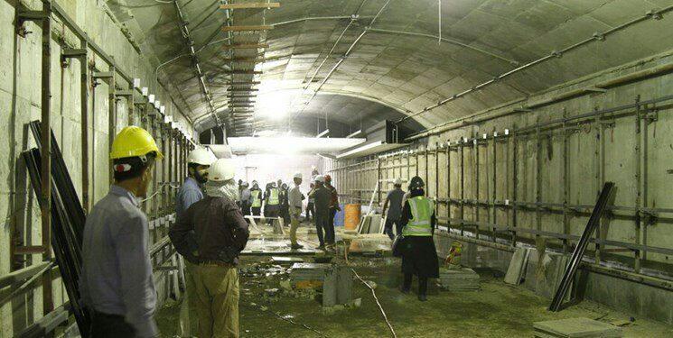 ️آغاز ریلگذاری بخشی از قطار شهری کرج در آذرماه