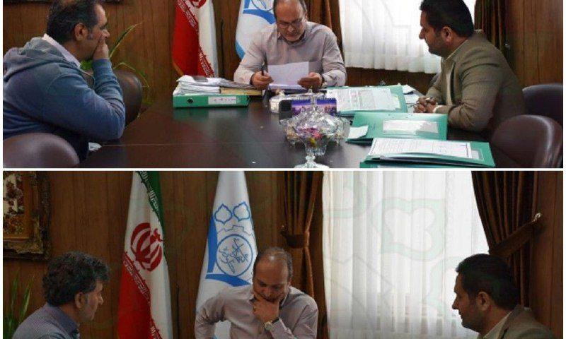 ️ملاقات مردمی با سرپرست شهرداری روز سه شنبه ۹۸ ۰۷ ۲۳ برگزار گردید