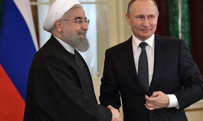 پوتین و روحانی امروز در ایروان دیدار می کنند