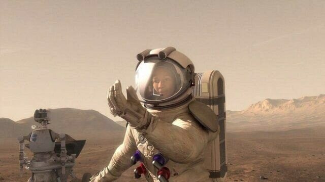 مدیر ناسا: اولین انسانی که به مریخ می رود یک زن خواهد بود