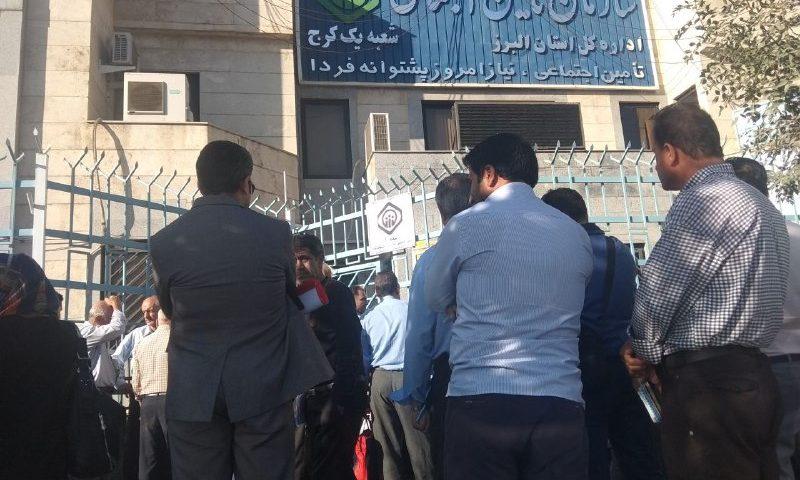 برقراری ممنوعیت رفت و آمد در بغداد