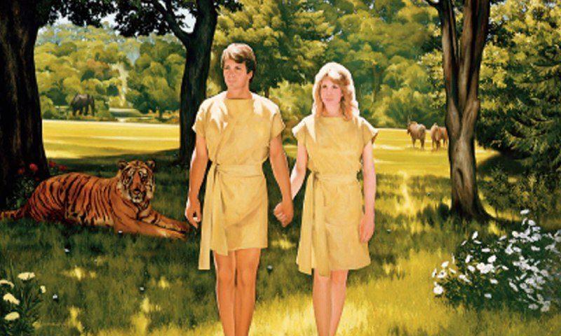 دکتر جورجیا پردوم اسنادی را منتشر کرده که از لحاظ ژنتیکی وجود آدم و حوا را ثابت میکند