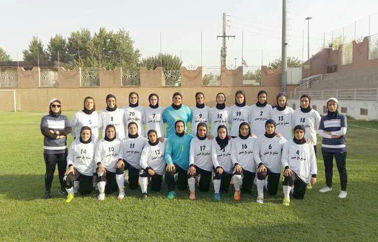 بانوان استان البرزی گام اول را محکم برداشتند