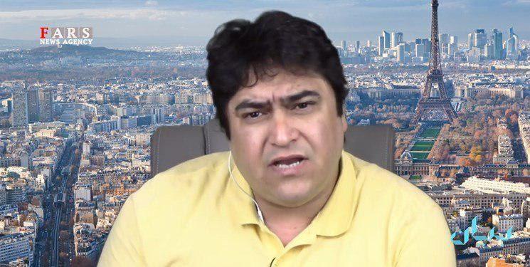 روحالله زم در خارج از کشور دستگیر و به کشور بازگردانده شد