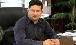 سلطانی مقدم، ریاست هیئت عامل بانک شهر� البرز