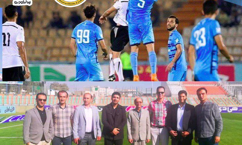 حضور خبرنگار ورزشی استان البرز در هفته ششم لیگ برتر فوتبال ایران