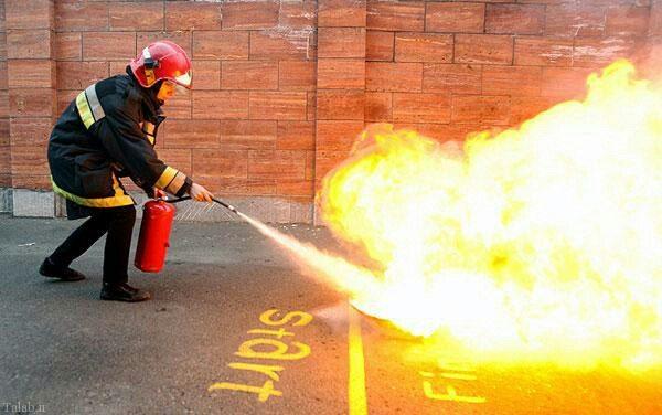 روز آتش نشانی بر همه آتش نشانان مبارک