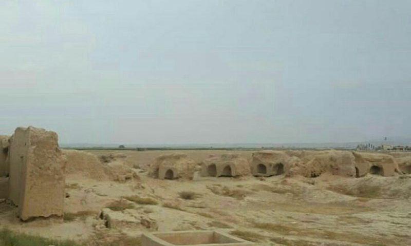 روستایی در استان البرز که سیل آن را برد