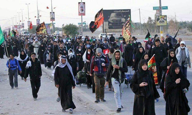 زائران اربعین استان البرزی ،از مرز خسروی هم می توانند از کشور عراق خارج شوند