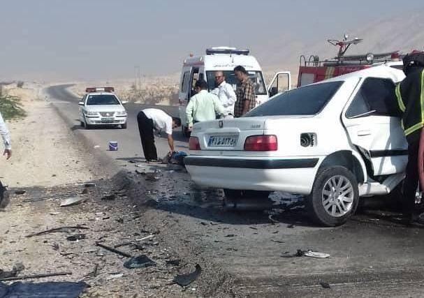 تعداد کشتههای تصادفات از ۲۷ هزار نفر به ۱۷ هزار نفر رسیده است