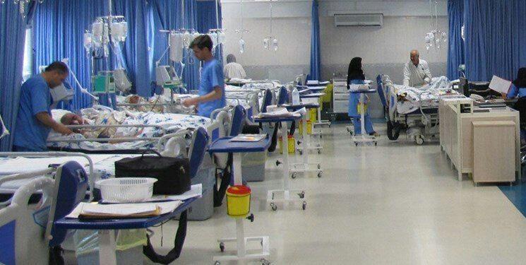 ️الکترونیکی شدن نوبت دهی بیمارستان های البرز