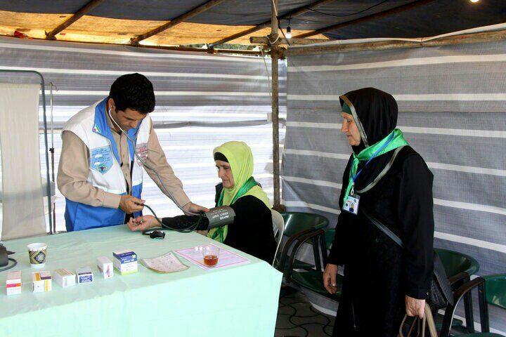 ️اعزام پزشک از استان البرز به کشور عراق