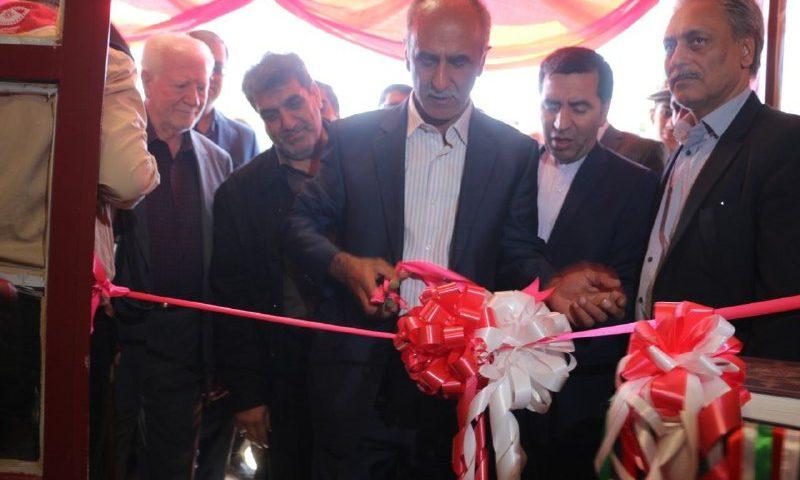 افتتاح یک واحد آموزشی پسرانه در محمدشهر
