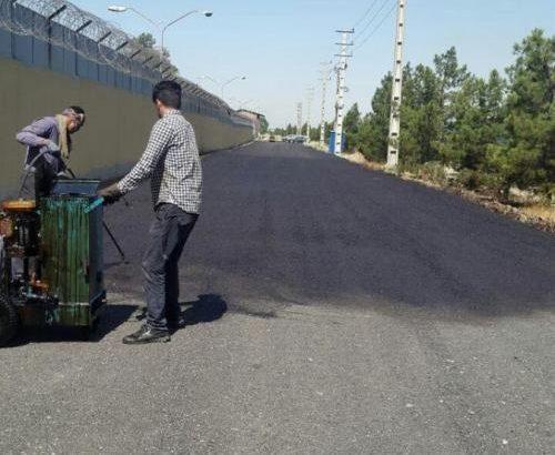 آیا کرج نخستین بازیافت کننده تراشه های آسفالت در کشور است؟