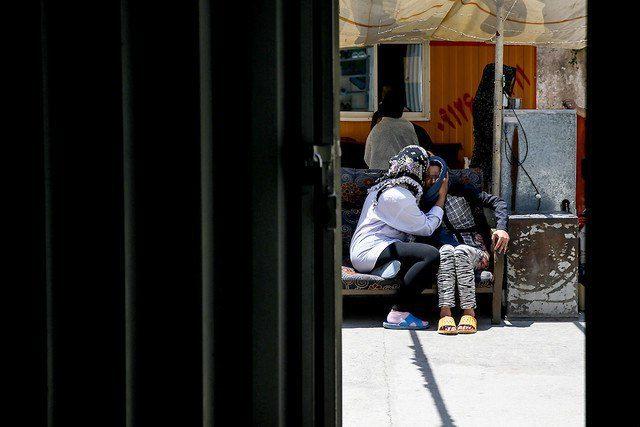 ️در کمپهای ترک اعتیاد زنان چه می گذرد؟
