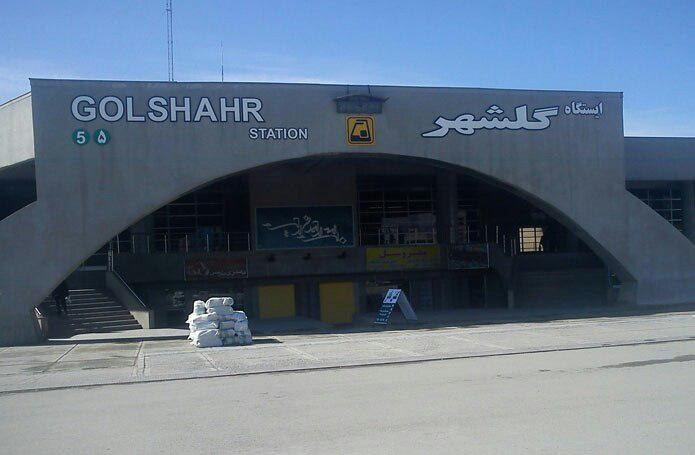 افزایش یکبارۀ هزینه پارکینگ متروی گلشهر