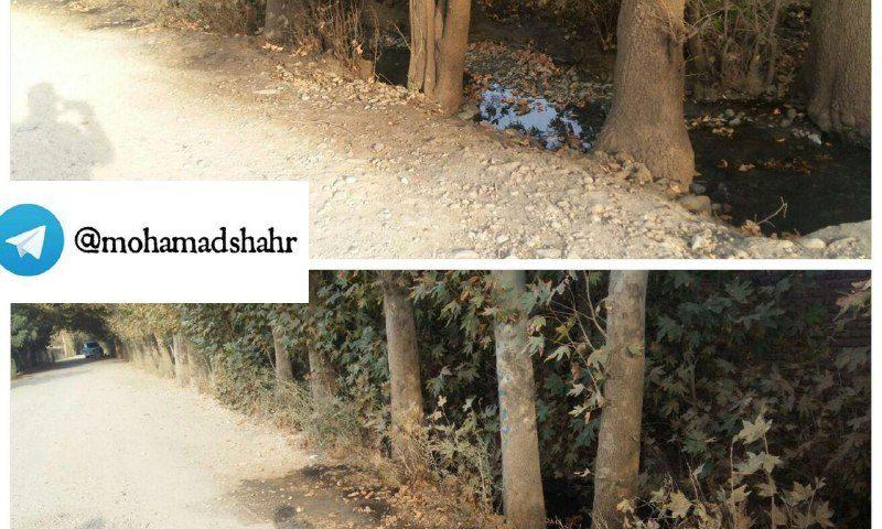 آیا مسئولین در انتظار مرگ باغشهر محمدشهر هستند؟ زنگها برای که به صدا در می آیند؟