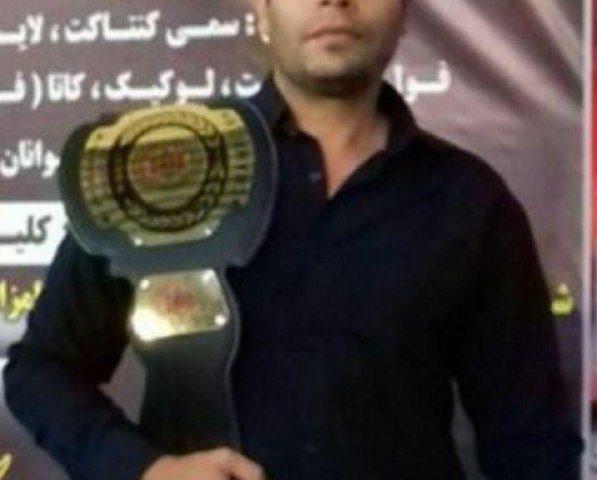 موفقیتی دیگر برای قهرمان و مربی تلاشگر و ارزشمند محمدشهری