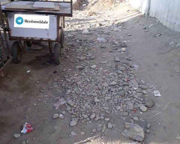 آیا مسئولین شهری محمدشهر بودجه های عمرانی را درجهت رفع مطالبات و رضایت شهروندان هزینه نمی کنند؟