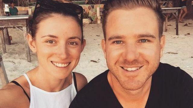 """""""زوج استرالیایی بازداشت شده د"""