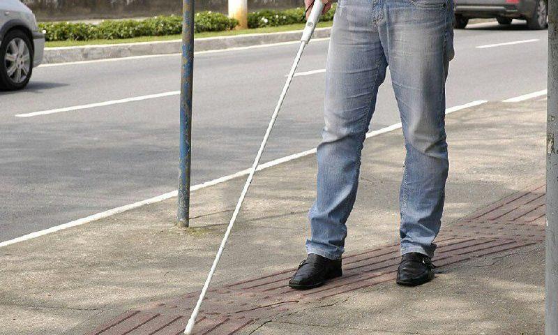 نقض حقوق شهروندی نابینایان را منزوی کرده است