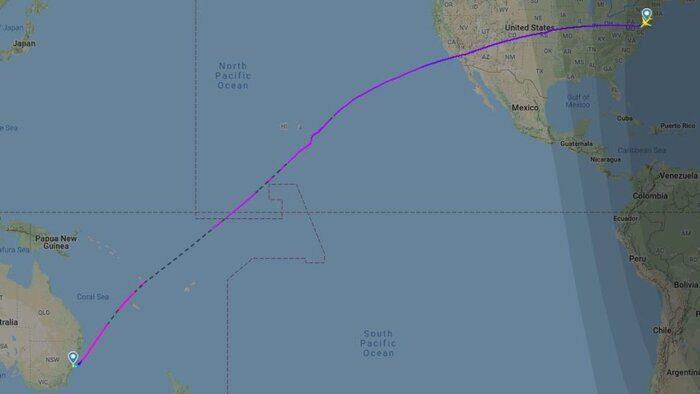 طولانیترین پرواز جهان با موفقیت انجام شد