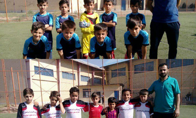 نتیجه مسابقات لیگ فوتبال شهر