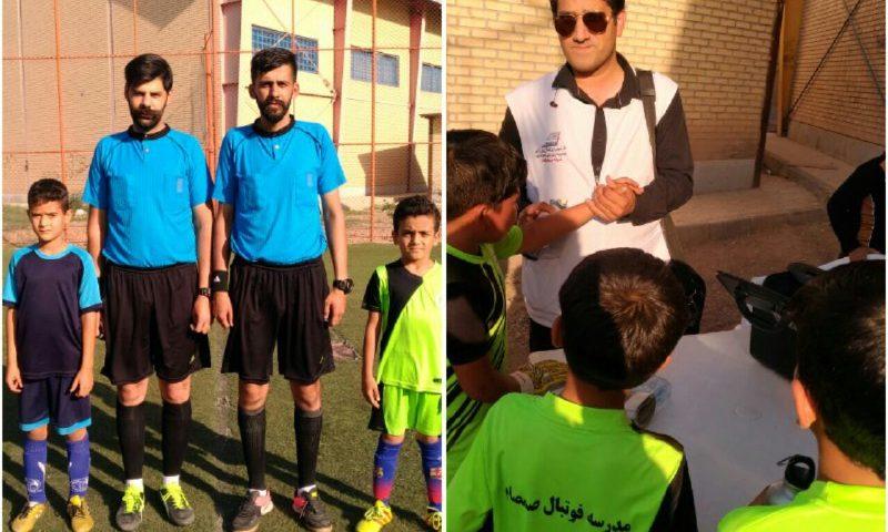 هیات فوتبال شهرستان البرز از