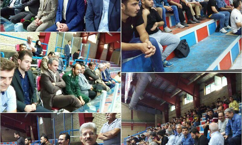 ️ حضور مسئولین استان و شهرستا