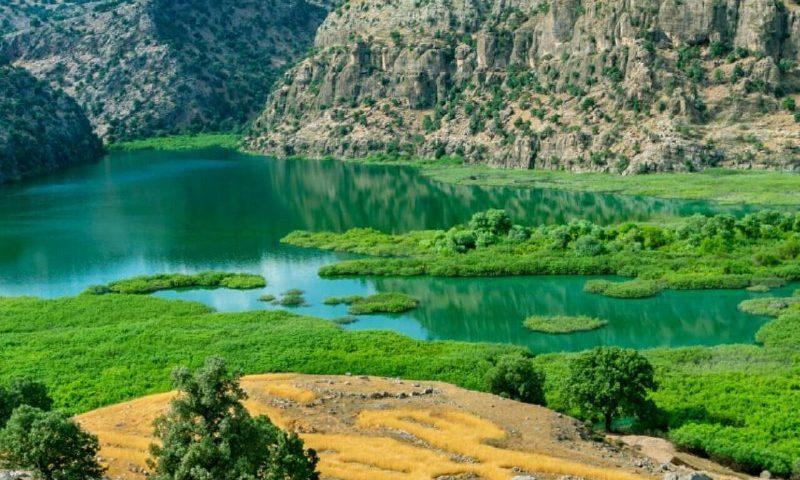 تالاب شیمبار (شیرین بهار) خو