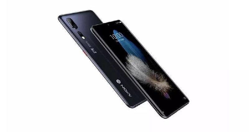 گوشی ZTE Axo 10s Pro 5G با چ