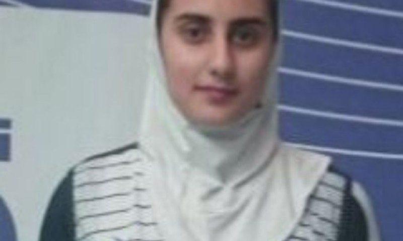 دختر شایسته البرز به اردوی تیم