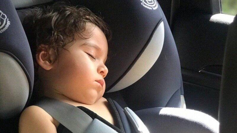 بازگشت کودک ربوده شده ساوجبل