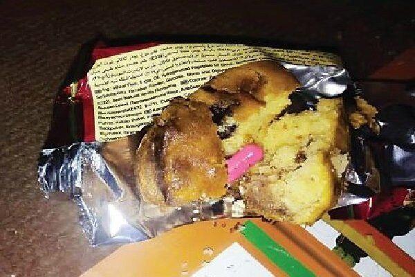 ️مشاهده کیکهای آلوده به قرص