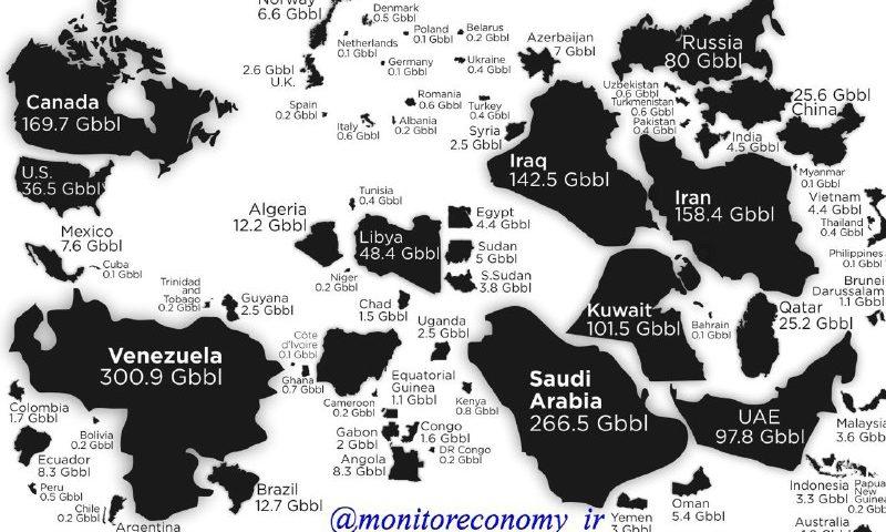 کشورهایی با بالاترین میزان ذ