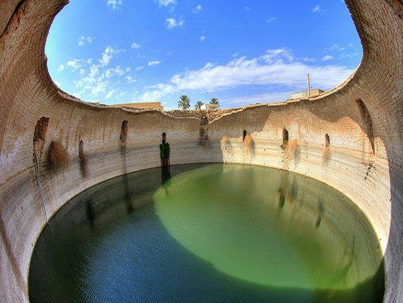 فارس گراش آب انبار تاریخی و ب