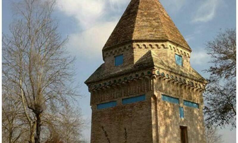 آرامگاه امامزاده سید محمد زرین