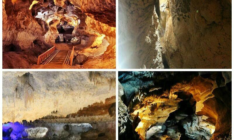زنجان خدابنده این غار که محل