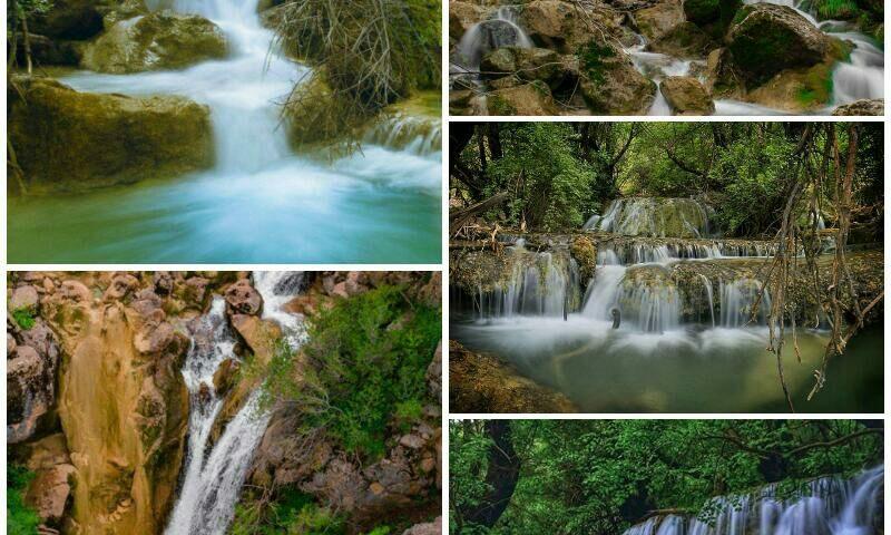 خرم آباد جنگل نای انگیز در ج