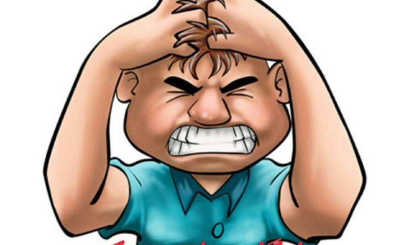 استرس ️  استرس باعث کاهش با