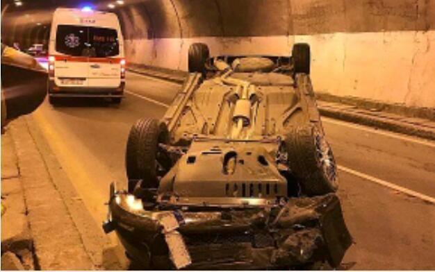 هشت نفر در تصادف جاده چالوس