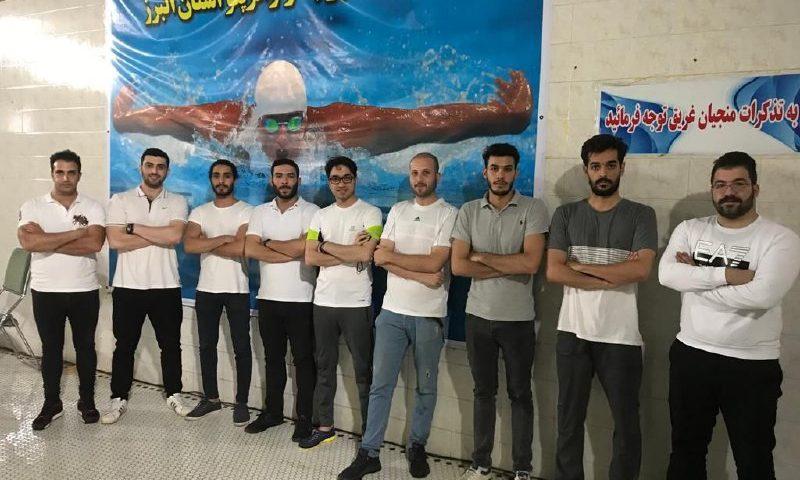 داوران جشنواره شنا استان البرز