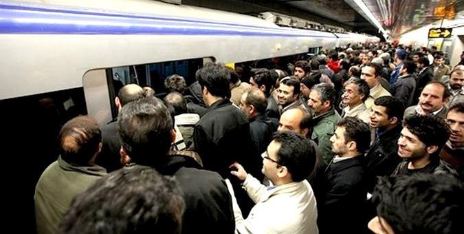 متروی تهران نیازمند ۱۰۰۰ واگ