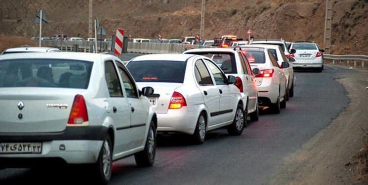 مسدود شدن جاده چالوس به دستور دادستان البرز/ مردم ترددها را کاهش دهند