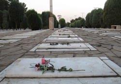 آرامستانهای استان البرز در پنجشنبه آخر سال تعطیل شد