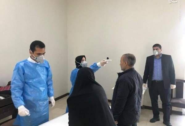 فعال شدن ۱۵ پایگاه سیار تب سنج در استان البرز