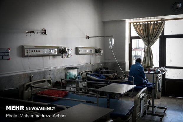 تجهیز سولهها در البرز صحت ندارد ظرفیت بیمارستانها جوابگو است