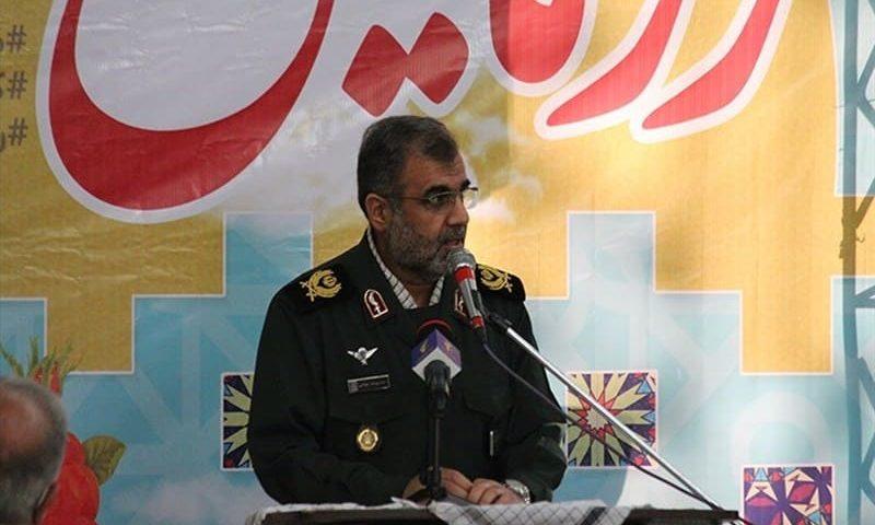 فرمانده سپاه البرز :۵۰ هزار پک غذایی در اولین مرحله رزمایش مؤمنانه البرز اهدا شد